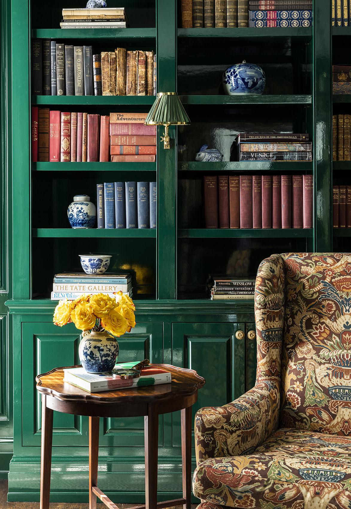 timeless reading room design